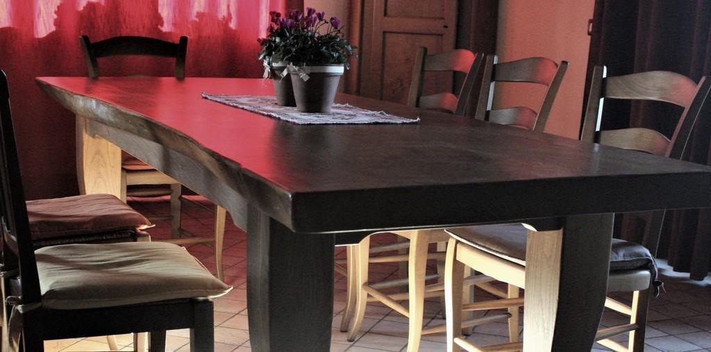 Foto Di Tavoli In Legno.Falegnameria Melotti Snc Tavoli In Legno